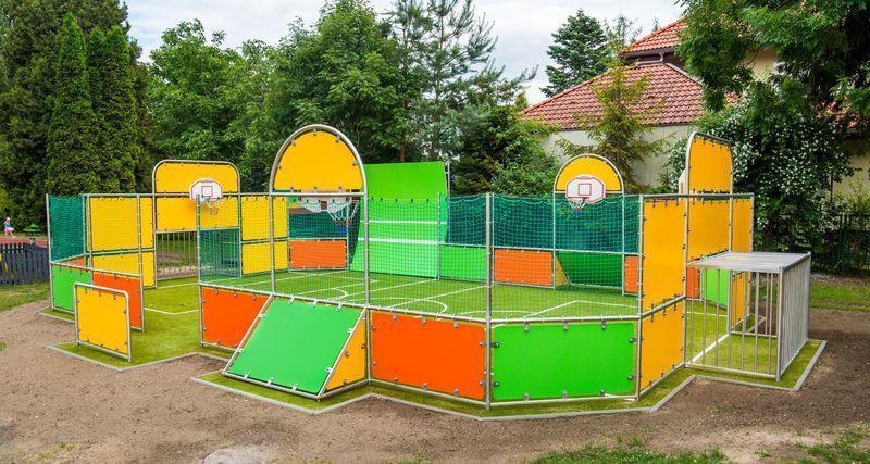 Dzielnicowe Obiekty Sportowe w Gdańsku