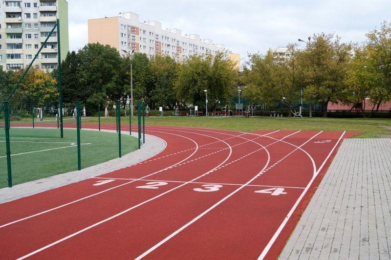 Obiekt sportowy ul Startowa w Gdańsku